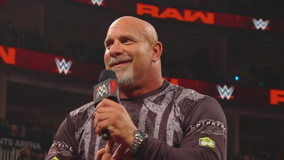 WWE Raw results: 6 things we learned as Goldberg returns and there are two shock title changes