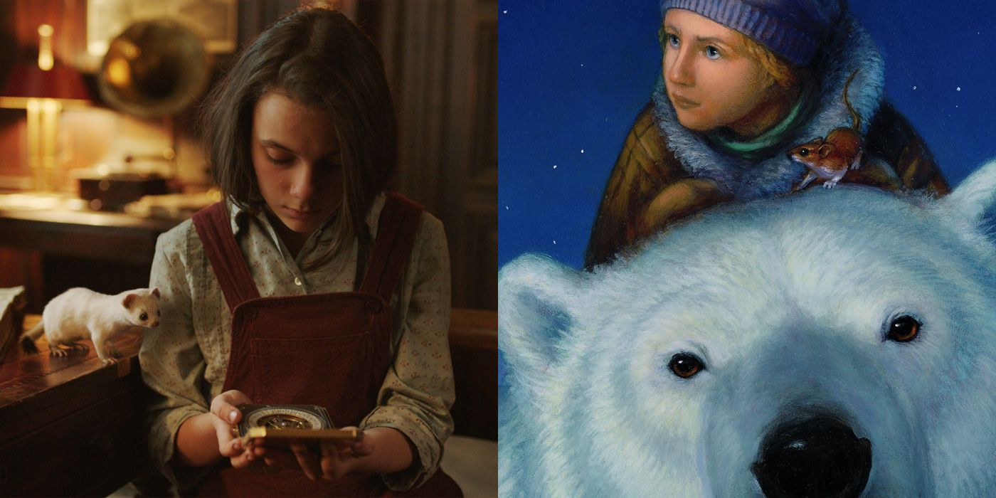 HBO's His Dark Materials Departed Drastically From the Original Book in its Second Episode