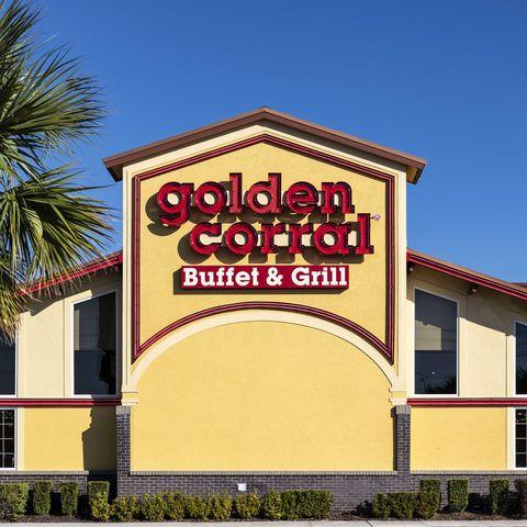golden corral buffet  grill