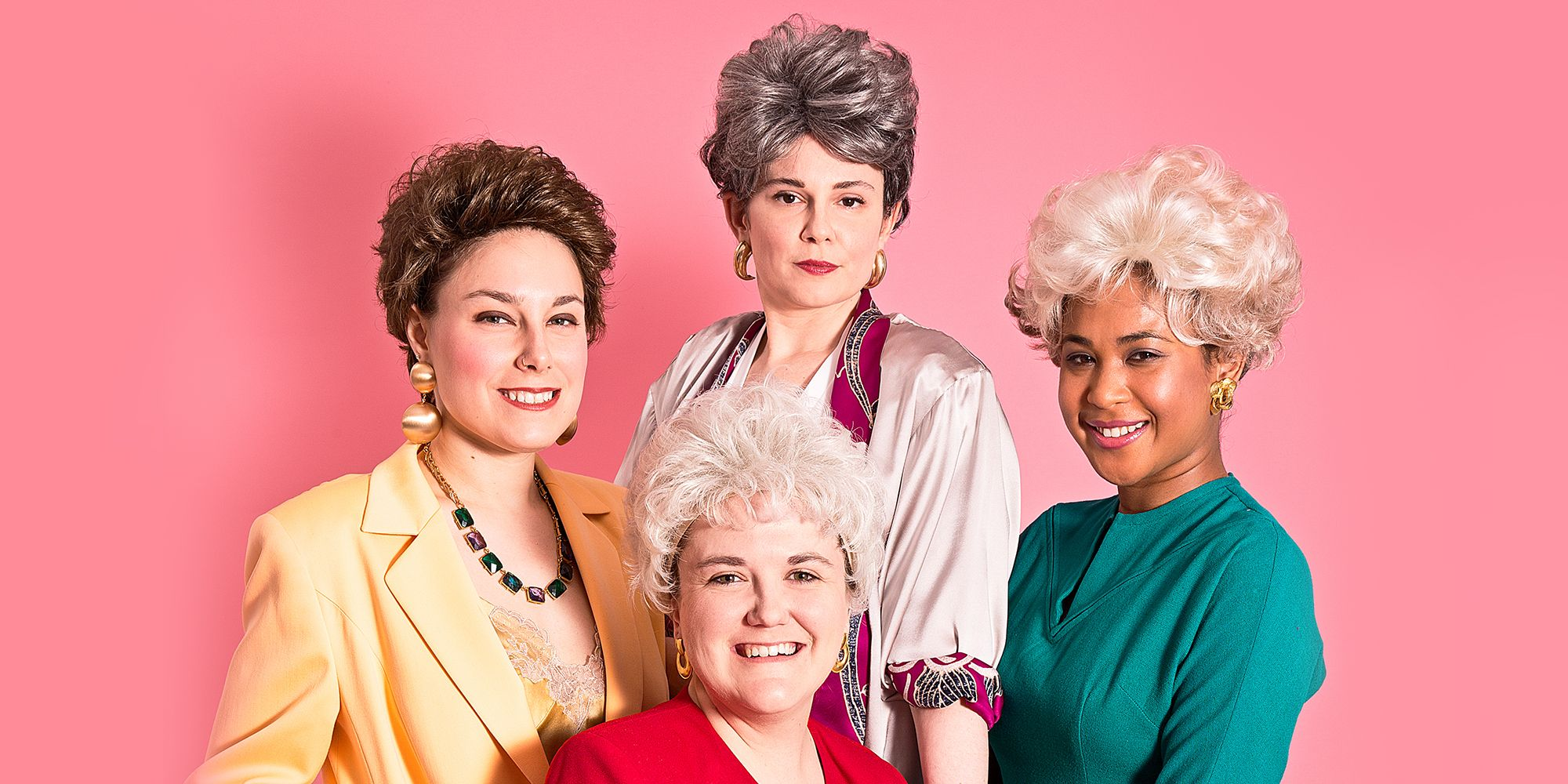 66ff14dab372 4 Women Dress Up as Golden Girls