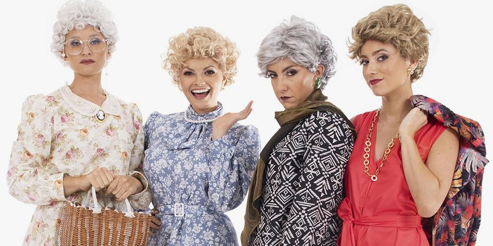 Pass the Cheesecake! Target Is Selling 'The Golden Girls' Costumes for Halloween