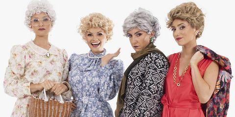 Hair, Hairstyle, Fashion, Blond, Fashion design, Wig, Pattern, Pattern, Style,