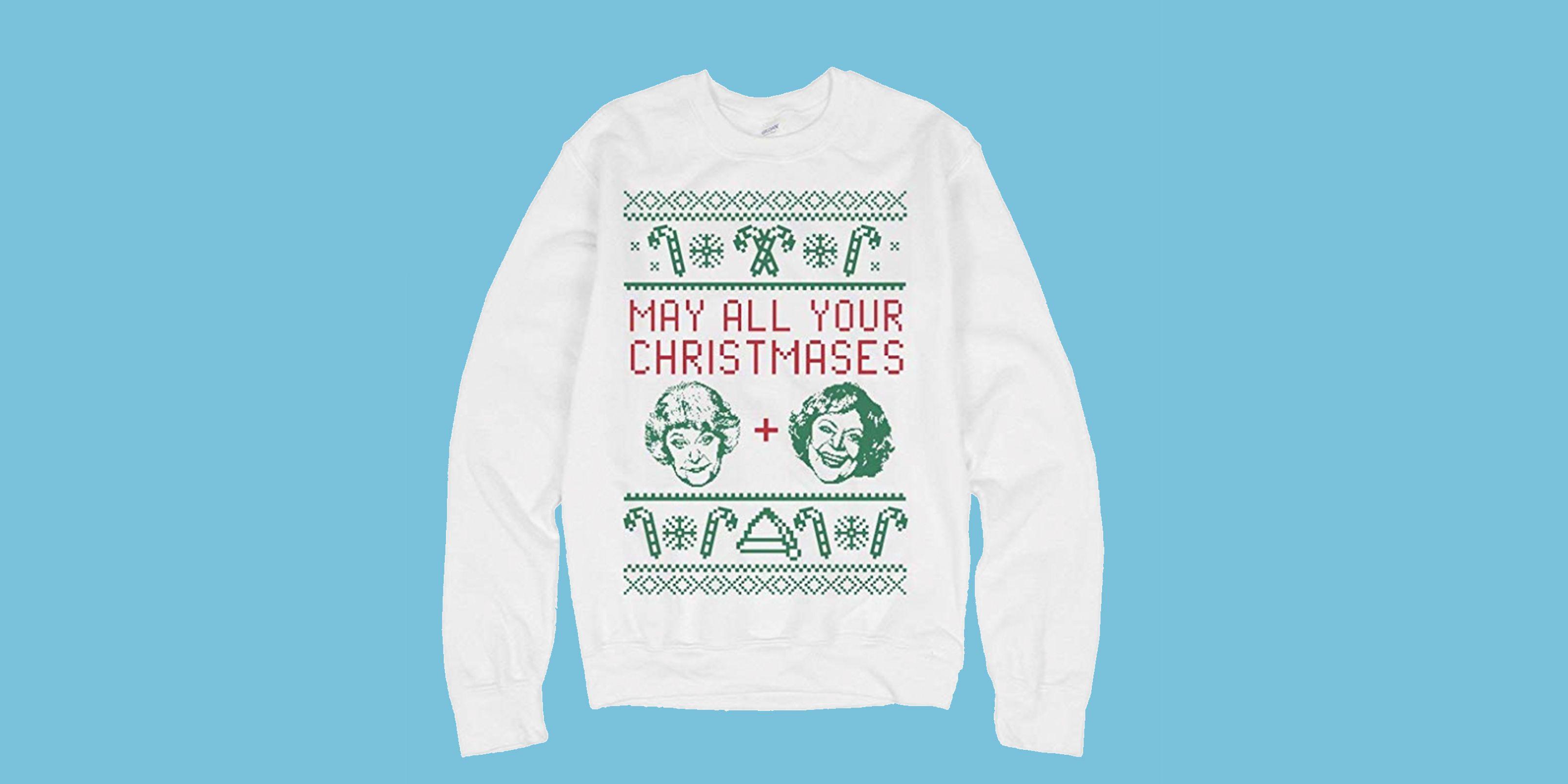 17 Best \u0027Golden Girls\u0027 Gift Ideas , Betty White Ugly Sweater