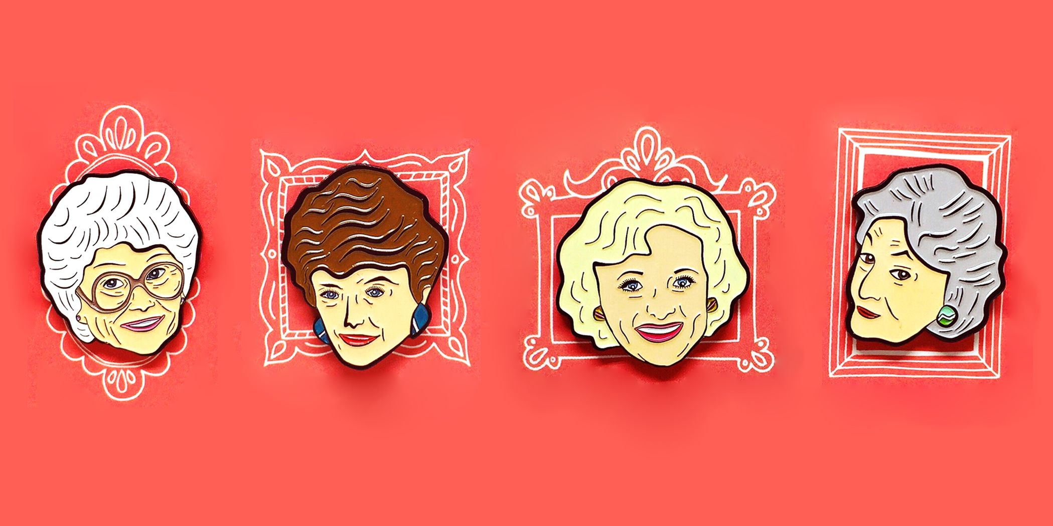 18 Hilarious Products All 'Golden Girls' Fans Will Appreciate