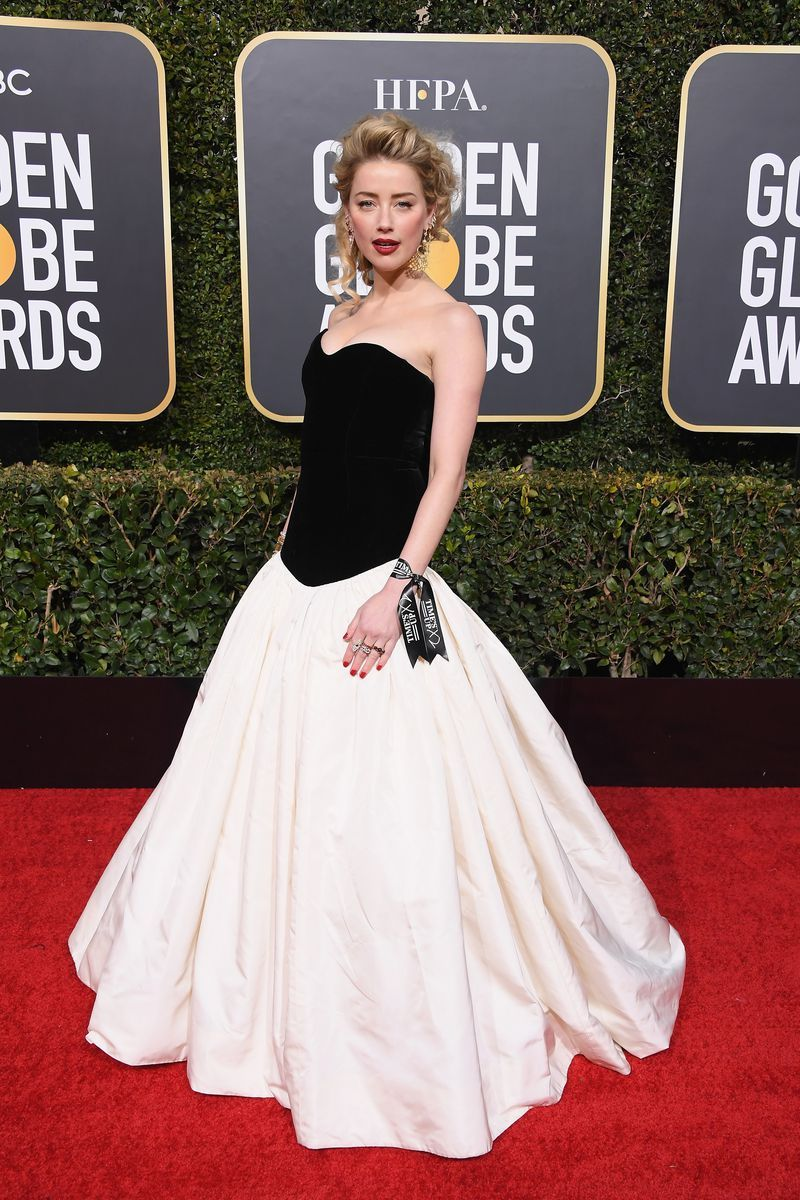 Golden Globes 2019 the best celebrity dresses from the red