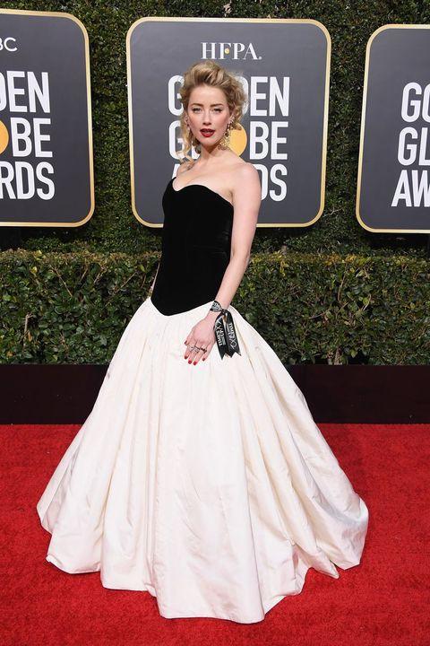 Golden Globes 2019 - best celebrity dresses