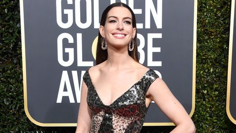 It looks like Anne Hathaway has been cast in The Witches remake