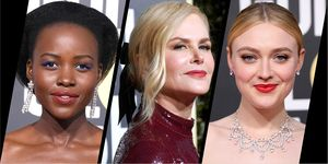 Golden Globes 2019 best beauty looks
