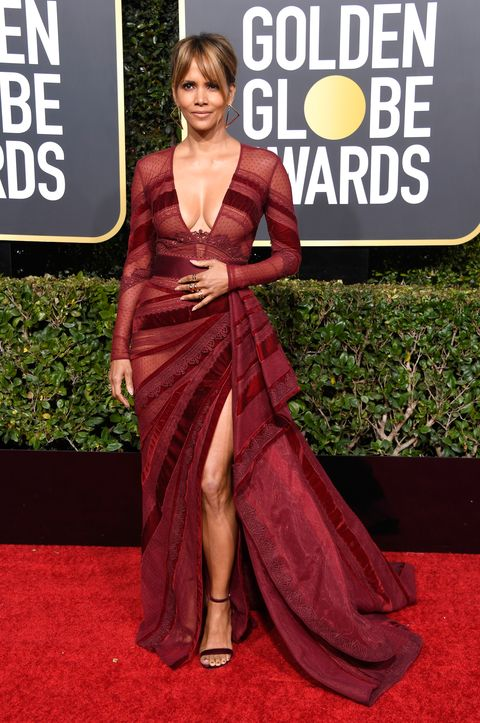 Golden Globes 2019: best celebrity dresses