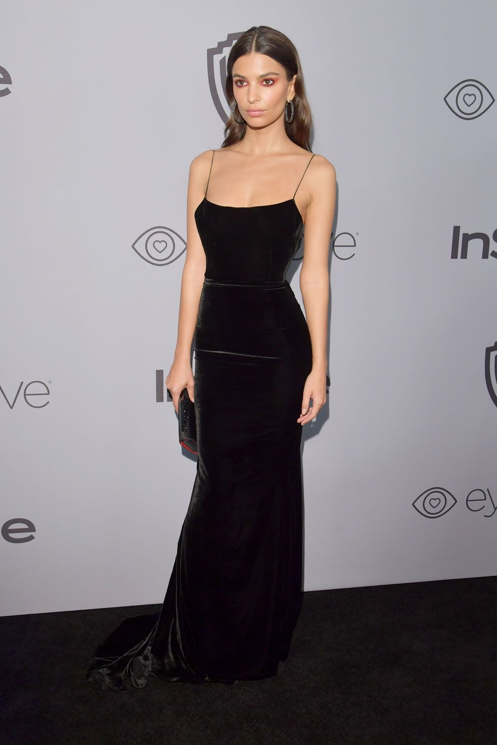 Golden Globes after party - Emily Ratajkowski