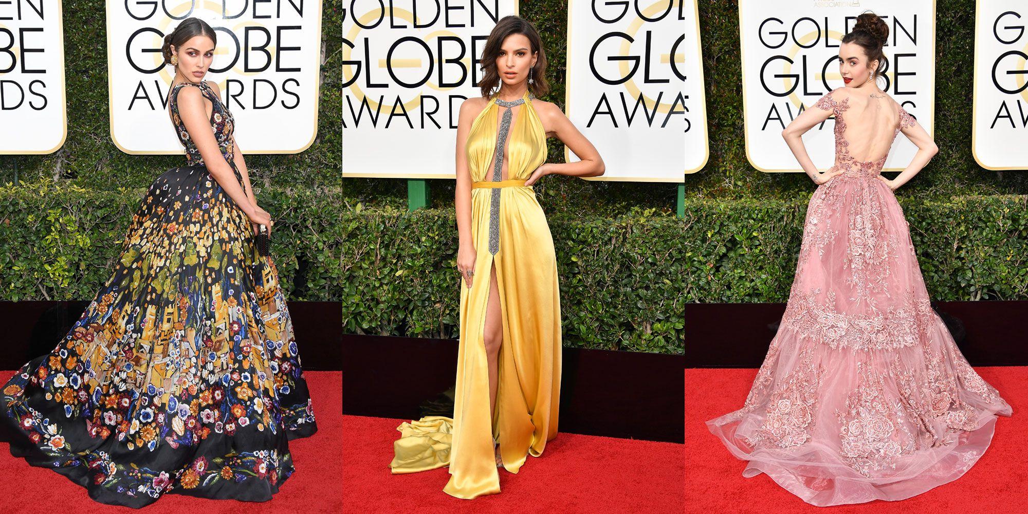 buy golden globes dresses