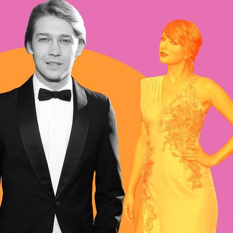 Joe Alwyn Walked The Oscars Red Carpet Without Taylor Swift