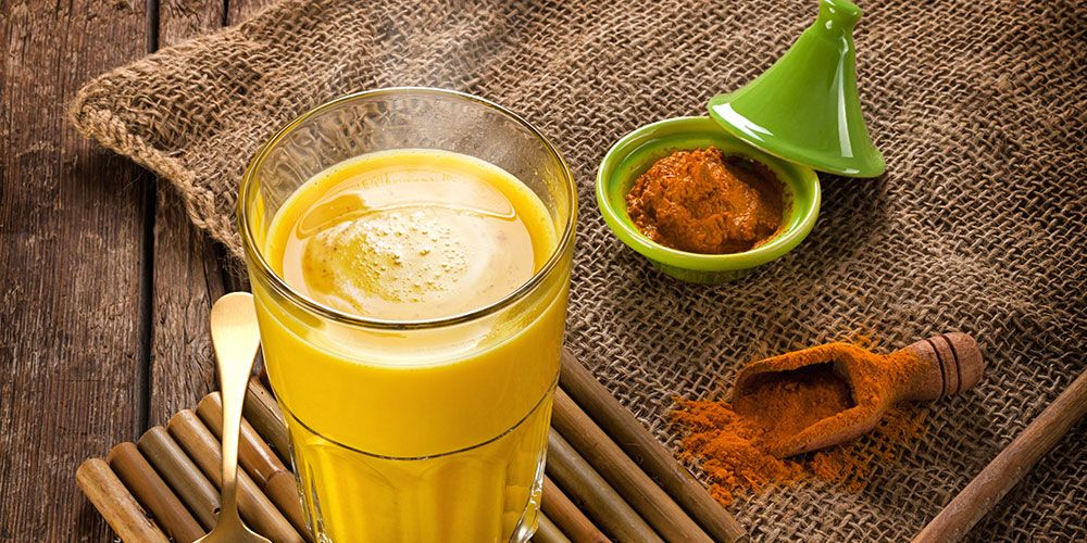 Golden Milk Might Just Be the New Lemon Water—but What the Heck Is It?