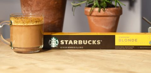 Starbucks Is Rolling Out Its First At Home Nespresso