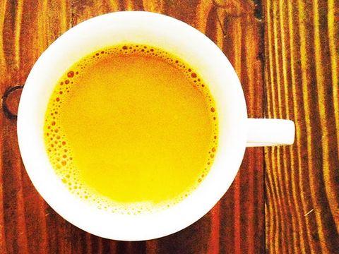 Serveware, Yellow, Cup, Drinkware, Dishware, Drink, Tableware, Tea, Ingredient, Teacup,