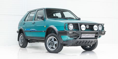 Golf Country Syncro