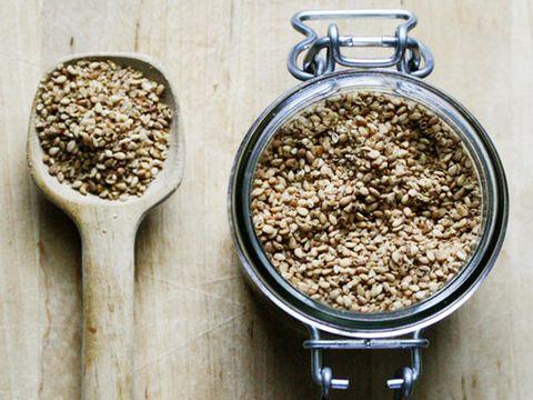Food, Ingredient, Seed, Produce, Animal feed, Pet supply, Breakfast, Kitchen utensil, Nuts & seeds, Bird food,