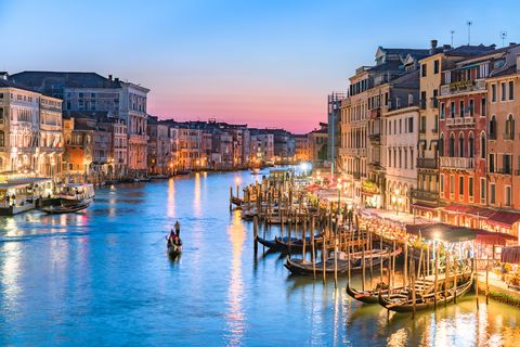 March city breaks - Venice