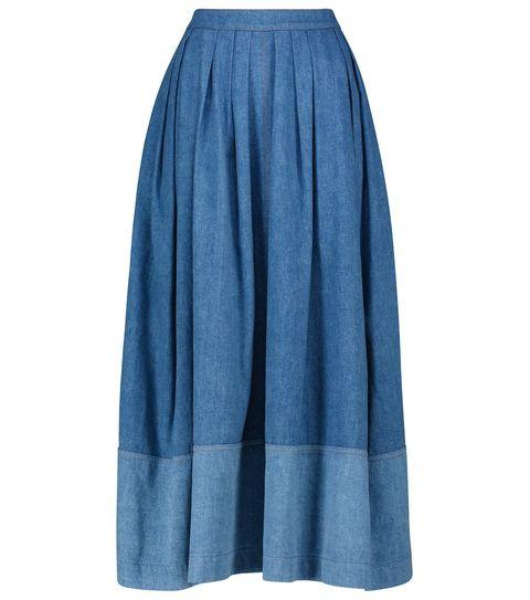 come indossare minigonna jeans estate 2021