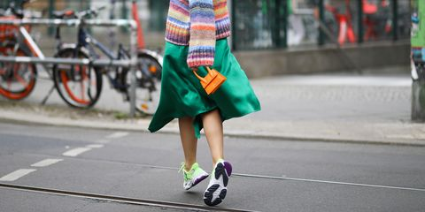 best website 8a0a6 a1ebf La gonna moda 2019 di Zara da avere se ami le sneakers è questa