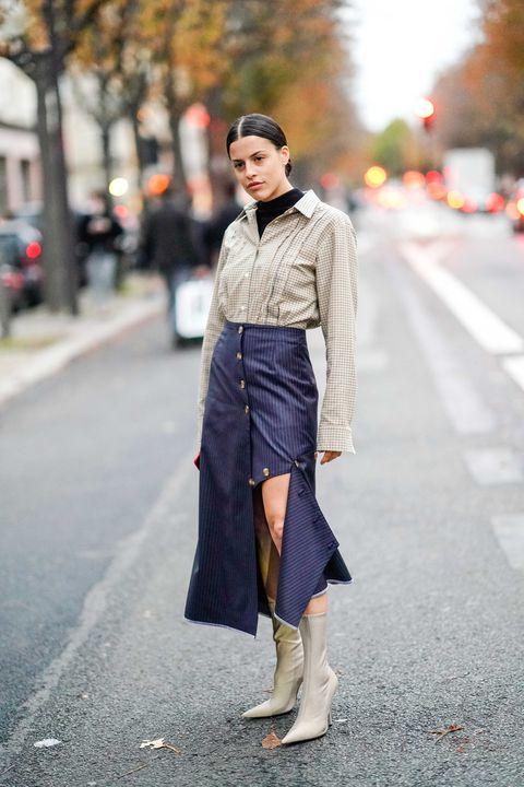 migliore selezione di fornitore ufficiale selezione mondiale di Gonne a vita alta: come abbinarle per un outfit elegante