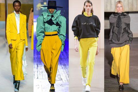 866f1b97169abe Le gonne e i pantaloni moda autunno inverno 2018-2019 saranno davvero  generose con silhouette ampie