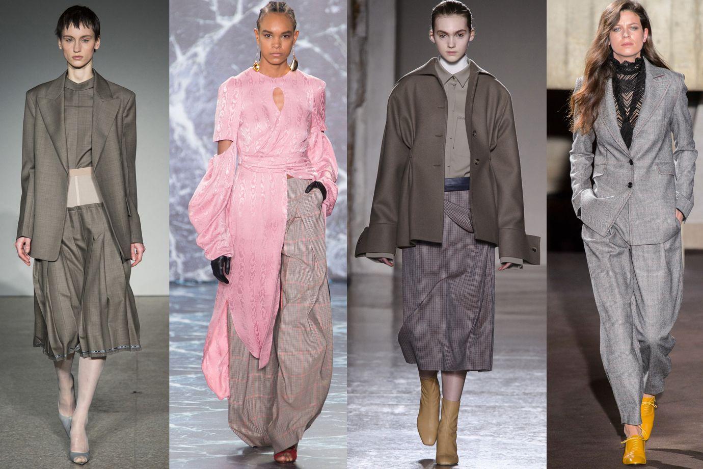 Gonne 2018 Le Autunno E I Pantaloni Moda Inverno 2019 8nm0wN