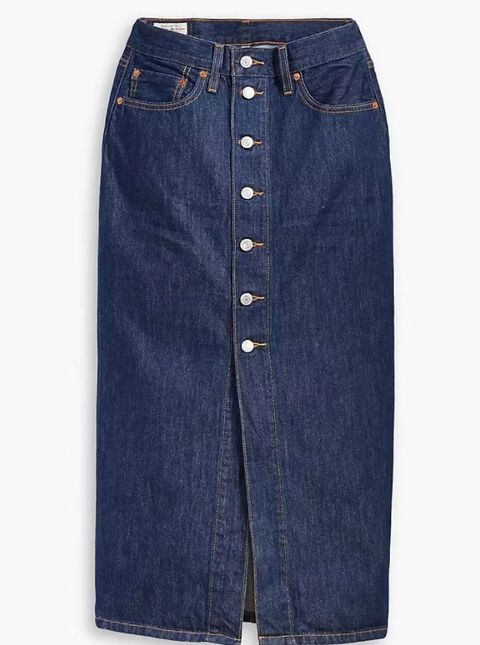 gonne jeans primavera estate 2021
