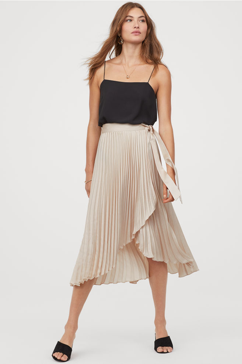 acquisto economico b86f2 7afba Gonna moda 2019: la Collezione H&M Estate 2019 per l'Autunno ...