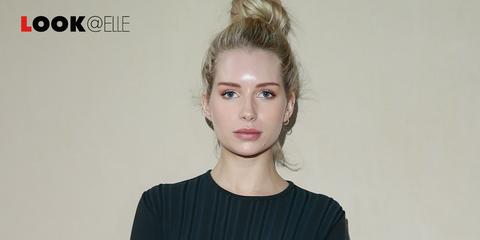 Gonne moda 2019: la minigonna di Lottie Moss è tendenza Primavera Estate 2019