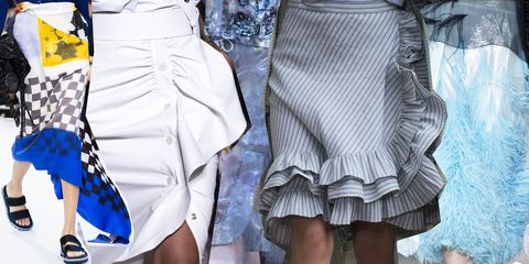 huge discount f4384 82324 Gonne moda Primavera Estate 2019: i modelli di tendenza ...