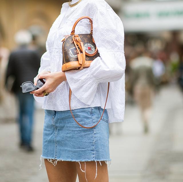 best website 4e610 a0c8e Gonne Zara Primavera Estate 2019: le minigonne di tendenza ...