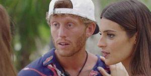 Gonzalo y Susana en 'La isla de las tentaciones'