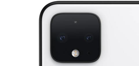 Google Pixel 4鏡頭