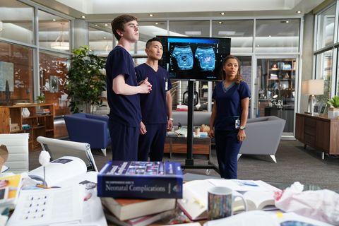 good doctor cast