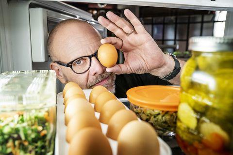 Food, Egg, Pickled egg, Cuisine, Ingredient, Vegetable, Vegetarian food, Produce, Preserved food, Dish,