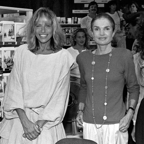 Carly simon And Jackie kennedy