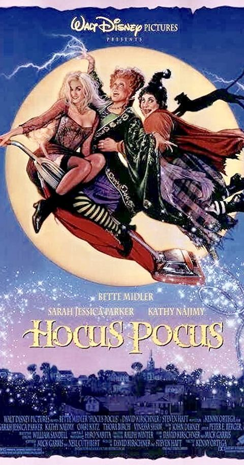good halloween movieshocus pocus