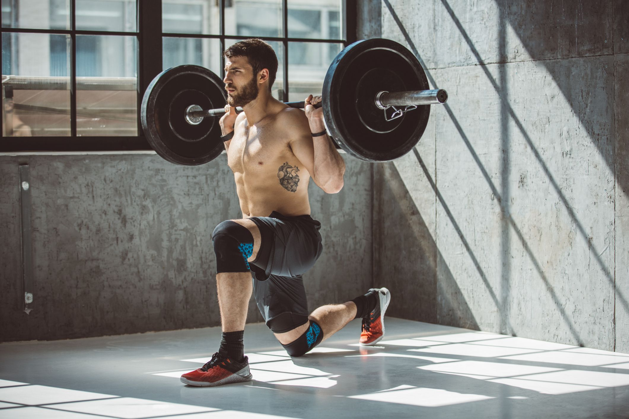 This Simple and Savage Lunge Series Will Crush Your Legs