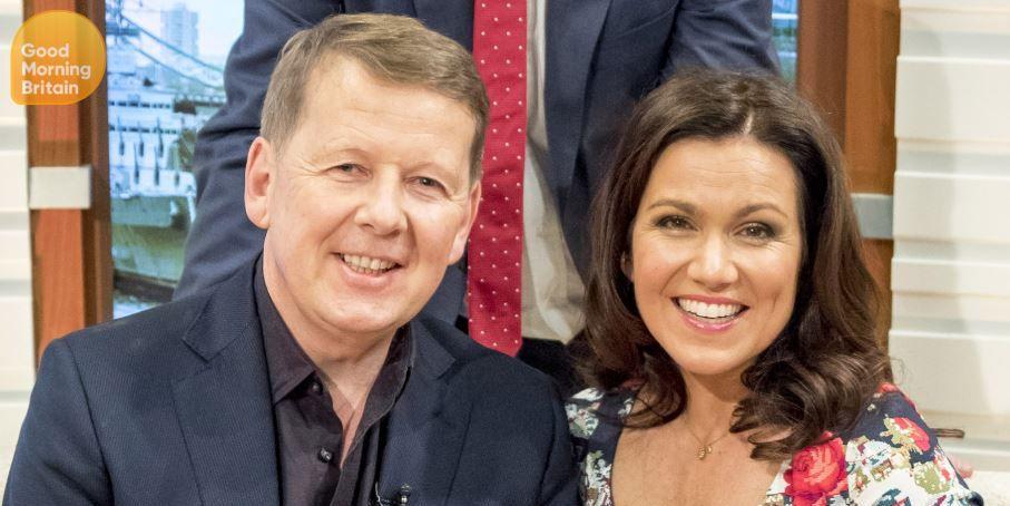 Good Morning Britain reunites former BBC Breakfast hosts Susanna Reid and Bill Turnbull