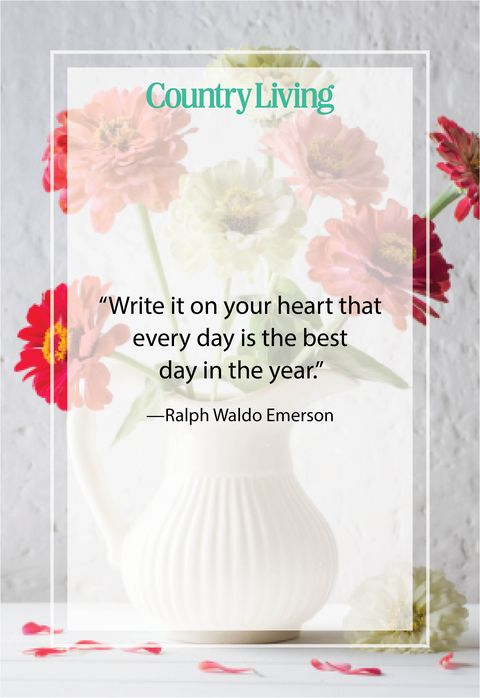 good morning quote by ralph emerson