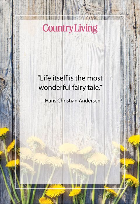 good morning quote by hans andersen