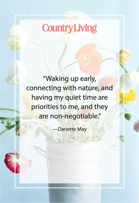 good morning quote by danette may