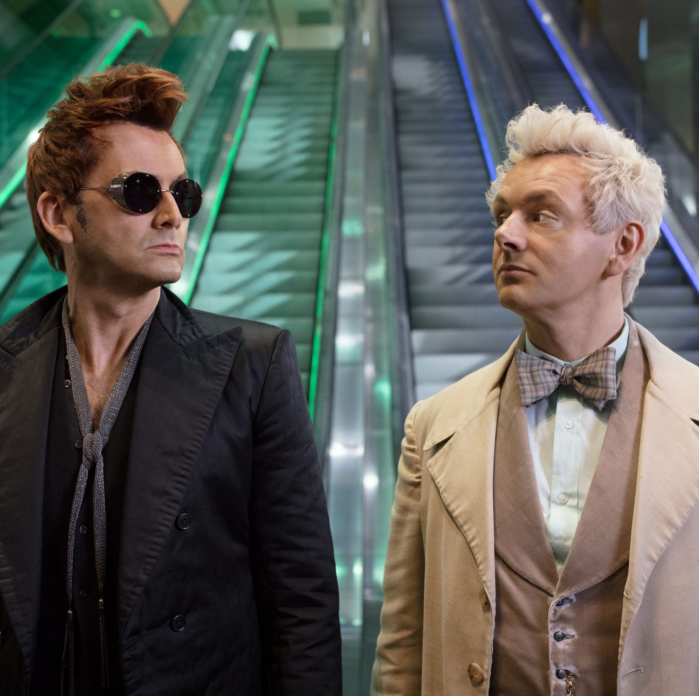 Good Omens' Neil Gaiman rules out more episodes beyond the first season