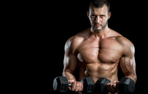 Why a Good Muscle 'Pump' Isn't Just About Vanity