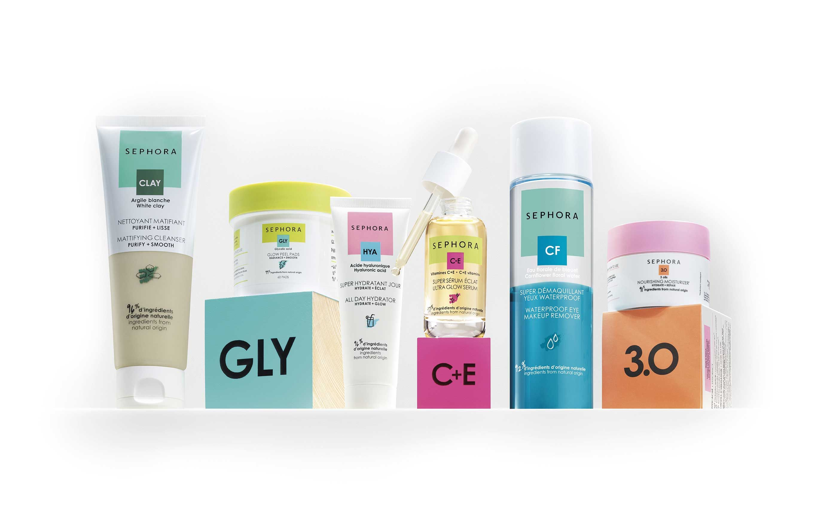 ¿Fan de la cosmética 'clean'? Sabemos qué 10 productos de Sephora no pueden faltarte