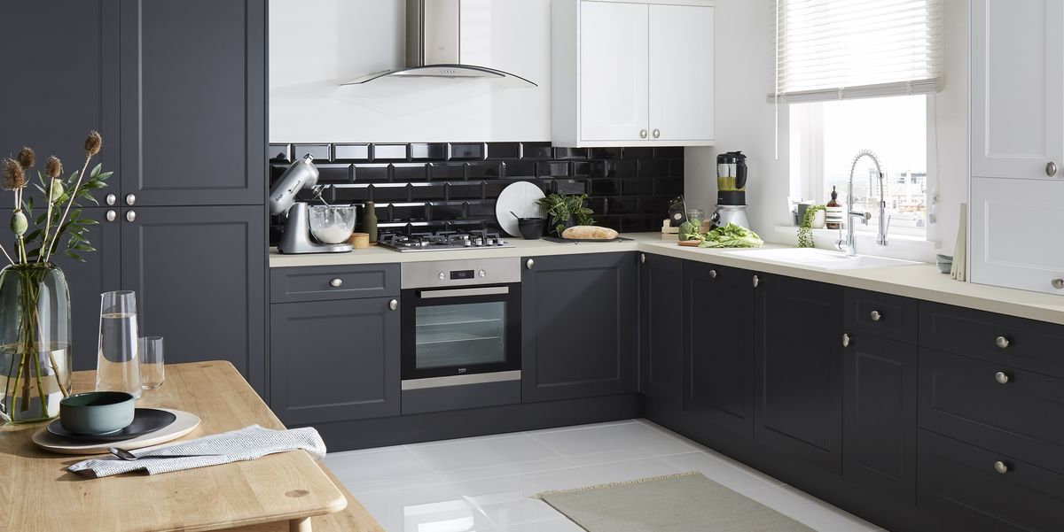 New B&Q Kitchen Range Launches For First Time In 10 Years