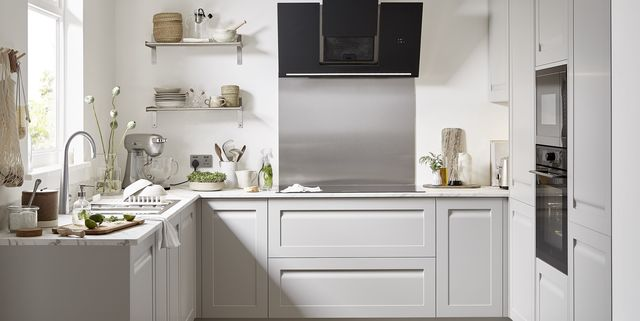 The Est To A Kitchen, Kitchen Cabinet Paint Colors B And Q