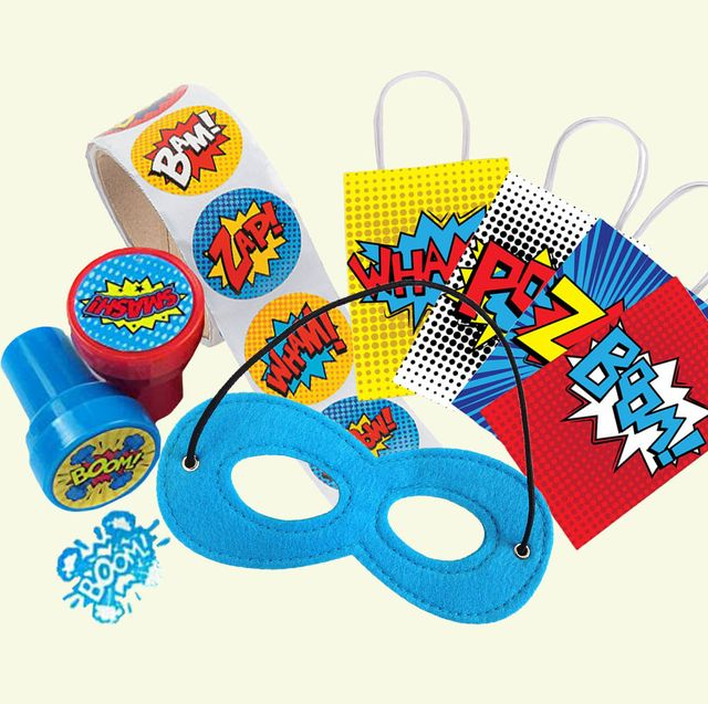 Best Goo Bag Ideas For Kids Birthday Parties