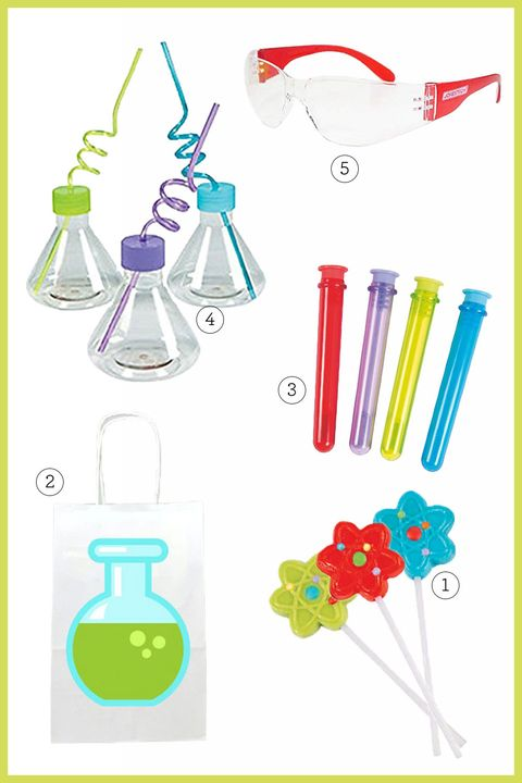 Goodie Bag Ideas - Science